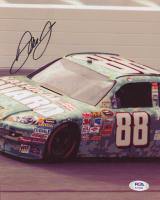Dale Earnhardt Jr. Signed NASCAR 8x10 Photo (PSA COA) at PristineAuction.com