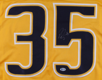Pekka Rinne Signed Jersey (Beckett COA) at PristineAuction.com