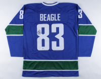 Jay Beagle Signed Jersey (Beckett COA) at PristineAuction.com