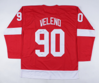 Joe Veleno Signed Jersey (Beckett COA) at PristineAuction.com