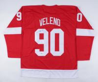 Joe Veleno Signed Jersey (Beckett COA) at PristineAuction.com