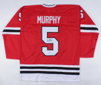 Connor Murphy Signed Jersey (Beckett COA) at PristineAuction.com