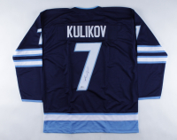 Dmitry Kulikov Signed Jersey (Beckett COA) at PristineAuction.com