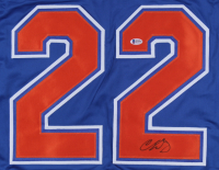 Charlie Huddy Signed Jersey (Beckett COA) (See Description) at PristineAuction.com