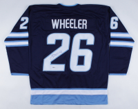 Blake Wheeler Signed Jersey (Beckett COA) (See Description) at PristineAuction.com