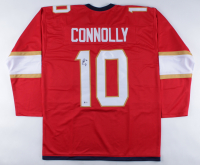 Brett Connolly Signed Jersey (Beckett COA) at PristineAuction.com