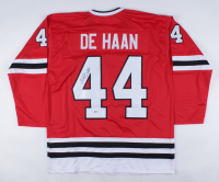 Calvin de Haan Signed Jersey (Beckett COA) at PristineAuction.com