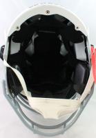Dak Prescott, Amari Cooper & Ezekiel Elliott Signed Cowboys Full-Size Authentic On-Field SpeedFlex Helmet (Beckett COA) at PristineAuction.com