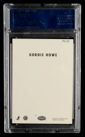 Gordie Howe Signed 1993-94 Parkhurst Parkie Reprints #PR33 (PSA Encapsulated) at PristineAuction.com
