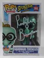 "Rodger Bumpass Signed ""The SpongeBob Movie: Sponge on the Run"" #918 Squidward Tentacles Funko Pop! Vinyl Figure (PSA COA) (See Description) at PristineAuction.com"