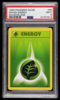 Grass Energy 1999 Pokemon Base Shadowless #99 C (PSA 9) at PristineAuction.com