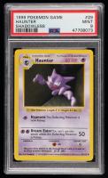 Haunter 1999 Pokemon Base Shadowless #29 U (PSA 9) at PristineAuction.com