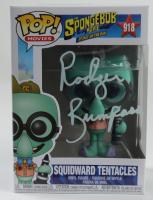 "Rodger Bumpass Signed ""The SpongeBob Movie: Sponge on the Run"" #918 Squidward Tentacles Funko Pop! Vinyl Figure (PSA Hologram) at PristineAuction.com"