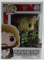 "Ted DiBiase Signed ""WWE"" #41 ""Million Dollar Man"" Ted Dibiase Funko Pop! Vinyl Figure Inscribed ""HOF 2010"" (PSA Hologram) at PristineAuction.com"