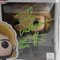"Ted DiBiase Signed ""WWE"" #41 ""Million Dollar Man"" Ted Dibiase Funko Pop! Vinyl Figure Inscribed ""HOF 2010"" (PSA Hologram) at PristineAuction.com"