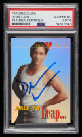 Dean Cain Signed Lois & Clark Able To Leap Trading Card (PSA Encapsulated) at PristineAuction.com