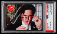 Dean Cain Signed 1995 Lois and Clark #40 Hot Shot (PSA Encapsulated) at PristineAuction.com
