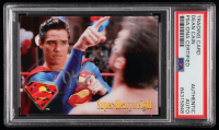 Dean Cain Signed 1995 Lois and Clark #36 Super-Heavyweight (PSA Encapsulated) at PristineAuction.com