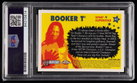 Booker T Signed 2006 Topps Heritage Chrome WWE #33 (PSA Encapsulated) at PristineAuction.com