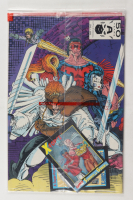 """1991 """"X-Force"""" Issue #1A Collector's Edition Marvel Comic Book at PristineAuction.com"""