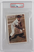 Bob Feller Signed 1982 TCMA Stars of the 50's #4 (PSA Encapsulated) at PristineAuction.com