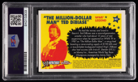 """Ted DiBiase Signed 2006 Topps Heritage Chrome WWE #88 """"The Million-Dollar Man"""" L (PSA Encapsulated) at PristineAuction.com"""