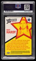 Matt Hardy Signed 2007 Topps Heritage II Chrome WWE #36 (PSA Encapsulated) at PristineAuction.com
