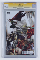 "Greg Horn Signed 2011 ""FF"" Issue #2 Thor Hollywood Variant Cover Marvel Comic Book (CGC Encapsulated - 9.6) at PristineAuction.com"