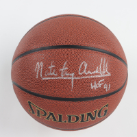 "Nate ""Tiny"" Archibald Signed NBA Basketball Inscribed ""HOF 91"" (JSA COA) at PristineAuction.com"