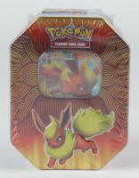 Pokemon TCG: Shining Fates Tin - Flareon at PristineAuction.com
