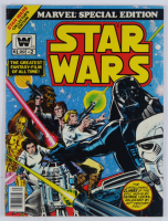 "Vintage 1977 ""Star Wars"" Vol. 1 Issue #2 Marvel Special Edition Comic Book (See Description) at PristineAuction.com"