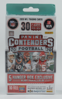 2020 Panini Contenders Football Hanger Box with (30) Cards at PristineAuction.com