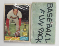 1961 Topps Baseball Card Fun Pack with (10) Cards at PristineAuction.com