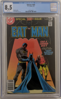 "1978 ""Batman"" Issue #300 DC Comic Book (CGC 8.5) at PristineAuction.com"