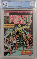 "1975 ""Fantastic Four"" Issue #157 Marvel Comic Book (CGC 9.0) at PristineAuction.com"