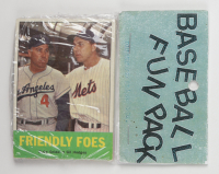 1963 Topps Baseball Card Fun Pack with (10) Cards (See Description) at PristineAuction.com