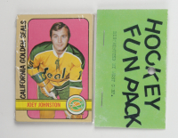 1971-72 Topps Hockey Card Fun Pack with (10) Cards (See Description) at PristineAuction.com