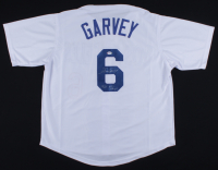"""Steve Garvey Signed Jersey Inscribed """"1981 WS Champs"""" (Beckett COA) at PristineAuction.com"""