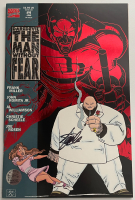 "Stan Lee Signed 1994 ""Daredevil the Man Without Fear"" Issue #4 Marvel Comic Book (Lee COA) at PristineAuction.com"