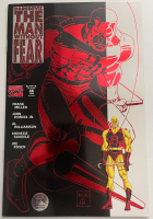 "Stan Lee Signed 1994 ""Daredevil the Man Without Fear"" Issue #5 Marvel Comic Book (Lee COA) at PristineAuction.com"