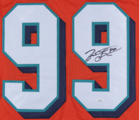Jason Taylor Signed Jersey (JSA COA) at PristineAuction.com