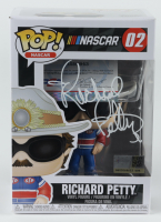 Richard Petty Signed NASCAR #02 Funko Pop! Vinyl Figure (PSA COA) at PristineAuction.com