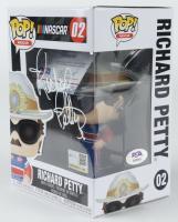 Richard Petty Signed NASCAR #02 Funko Pop! Vinyl Figure (PSA COA) at PristineAuction.com