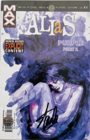 "Stan Lee Signed 2003 ""Alias"" Issue #24 Marvel Comic Book (Lee COA) at PristineAuction.com"