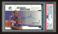 Kobe Bryant 2003-04 SP Signature Edition Signatures #KB (PSA 9) at PristineAuction.com