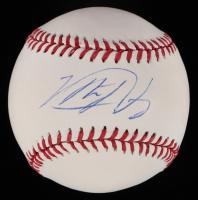 Matt Harvey Signed OML Baseball (Steiner COA, MLB Hologram & Fanatics Hologram) at PristineAuction.com