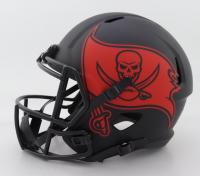 Keyshawn Johnson Signed Buccaneers Full-Size Eclipse Alternate Speed Helmet (JSA COA) at PristineAuction.com
