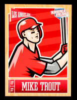 Mike Trout 2013 Triple Play #36 at PristineAuction.com