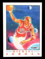 Michael Jordan 1991-92 Fleer Pro-Visions #2 at PristineAuction.com
