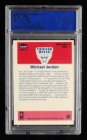 Michael Jordan 1986-87 Fleer Stickers #8 (PSA 7) at PristineAuction.com